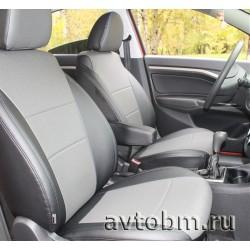 Авточехлы BM в Омске на Lada Vesta