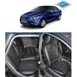 Авточехлы Автопилот для Ford Focus 2 в Омске